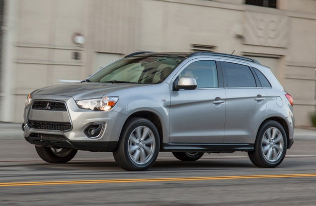 Mitsubishi Outlander Sport